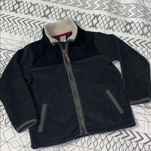 Carter's Fleece Zip-front Jacket Boys Size 4T